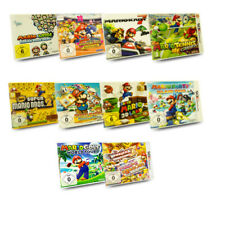 3DS Mario Game Mario & Sonic Mario Kart 7 New Super Mario Bros Super Mario Land