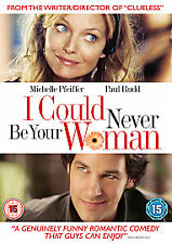 I Could Never Be Your Woman (DVD, 2008) BRAND NEW