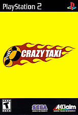 Crazy Taxi Greatest Hits SONY PS2 PLAYSTATION 2 ARCADE GAME! L@@K HERE!