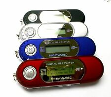 NEW 4GB MP3 WMA USB MUSIC PLAYER WITH LCD SCREEN FM RADIO, VOICE RECORDER +