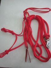 NWOT Clinton Anderson Halter & Lead Rope (Size: AVERAGE HORSE)