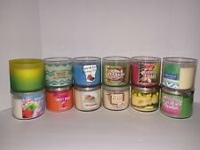 Bath & Body Works Candles 3 Wick Candle 14.5 oz Bath and Body Works Rare Scents