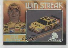 2009 Press Pass Premium Win Streak #WS15 Clint Bowyer Racing Card