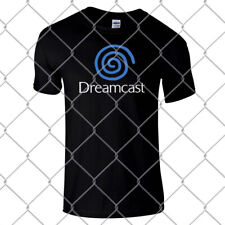 SEGA  DREAMCAST Retro super high quality premium black T Shirt in Pal