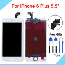 LCD Touch Screen Glass Display Digitizer Assembly Replacement For iPhone 6 Plus