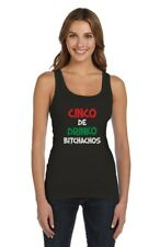 Cinco De Drinko Bitchachos - Cinco De Mayo Women Tank Top Gift Idea