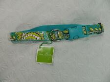 Vera Bradley Peacock Dog Pet Collar M L Medium Large ~ NEW w/ Tags!