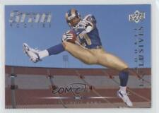 2008 Upper Deck Rookie Exclusives RE65 Donnie Avery St. Louis Rams Football Card