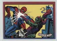 2009 Rittenhouse Marvel Spider-Man: Archives #P1 Spiderman Green Goblin Card 2i6