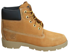 Timberland 6 Inch Youths Juniors Kids Wheat Boots Waterproof 10760 U56