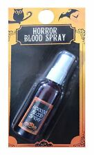 Halloween Horror Blood Spray Unisex Adult Fancy Dress Party Make Up Accessory