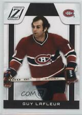 2010-11 Zenith #129 Guy Lafleur Montreal Canadiens Hockey Card