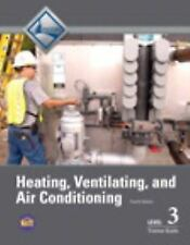 HVAC Level 3 Trainee Guide by NCCER (2014, Paperback) Fourth Edition