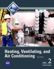 HVAC Level 2 Trainee Guide by NCCER (2013, Paperback) Fourth Edition