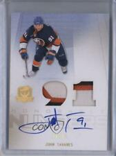 2009-10 Upper Deck The Cup Honorable Numbers HN-JT John Tavares Auto Hockey Card