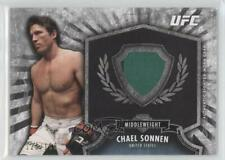 2012 Topps UFC Bloodlines Fighter Relics #FR-CS Chael Sonnen MMA Card