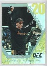 2009 Topps UFC Round 1 Victorious Debuts #VD19 Frankie Edgar Rookie MMA Card
