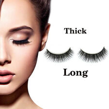 Gam-Belle® Sexy Handmade 3D Mink Hair Beauty Thick Long False Mink Eyelash Fake