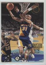 1994-95 Topps Stadium Club Prize NBA Super Team Redeemed #144 Reggie Miller Card