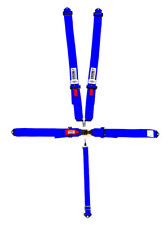 Crow Enterprises Blue Latch and Link 5 Point Harness P/N 11003B