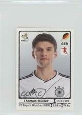 2012 Panini UEFA Euro Album Stickers #245 Thomas Muller Germany Soccer Card