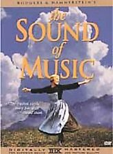 FACTORY SEALED &  BRAND NEW  JULIE  ANDREWS IN  The Sound of Music DVD