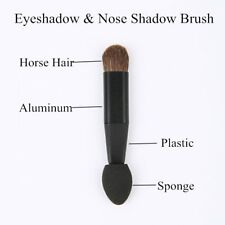 Gam-Belle® Double-End Makeup Brushes Sponge Stick Eye Shadow Nose Cosmetics Tool