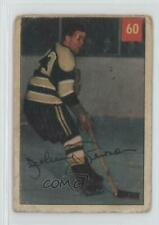 1954-55 Parkhurst #60.1 Johnny Peirson (Base) Boston Bruins Hockey Card