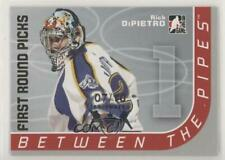 2006 In the Game Between Pipes Spring Expo #115 Rick DiPietro New York Islanders