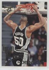 1994-95 Topps Stadium Club Prize NBA Super Team Redeemed 160 David Robinson Card