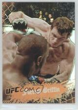 2010 Topps UFC Main Event Bronze #62 Forrest Griffin MMA Card