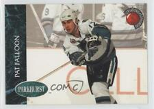 1992-93 Parkhurst #233 Pat Falloon San Jose Sharks Hockey Card