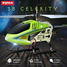SYMA S8 3CH RC Helicopter with Gyro Remote Control Toys Mini Drone Aircraft