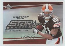 2006 Upper Deck Rookie Exclusive Edition 273 Travis Wilson Cleveland Browns Card