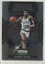 2018-19 Panini Prizm Dominance #14 Robert Parish Boston Celtics Basketball Card