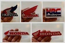 Honda Logo Racing Car Iron On Sew Patch Embroidered Motor Racing Sport Biker
