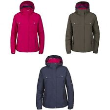 Trespass Womens/Ladies Malissa Lightly Padded Waterproof Jacket (TP3070)