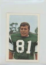 1972 The Wonderful World of Pro Football USA Player Stamps #281 Gerry Philbin