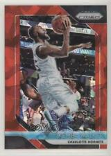 2018-19 Panini Prizm Red Ice #298 Kemba Walker Charlotte Hornets Basketball Card