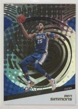2018-19 Panini Revolution Supernova #9 Ben Simmons Philadelphia 76ers Card
