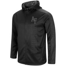Air Force Academy Falcons Men's Full Zip Jacket Blackout Hoodie