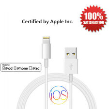 Fast Charging Cables Cords USB Cable For Original iPhone 5C SE 6S 7 8 Plus XS XR