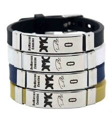 Demarcus Cousins Basketball Bracelet Silicone Stainles Steel adjustabl Wristband