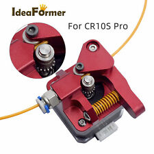 Remote CR-10S PRO double pulley extruder feeder+40mm Motor for 1.75mm filament.