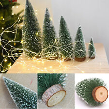 Small Pine Trees Christmas Decor Xmas Tree Decoration Artificial Plants