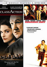Class Action/Runaway Jury (DVD, 2006, 2-Disc Set, Double Feature)