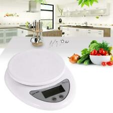 1kg/5kg Digital Electronic Kitchen Food Diet Postal Scale Weight Balance CS