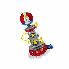Nickelodeon Paw Patrol Mighty Pups Super Paws Lookout Tower Playset With Lights