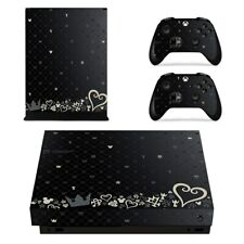 Kingdom Hearts Game 3 Faceplates Skin Console and Controller Xbox One Geek