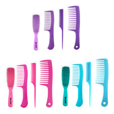 Hair Styling Comb Set Barbers Hairdressing Brush Heat-resistant Anti Static